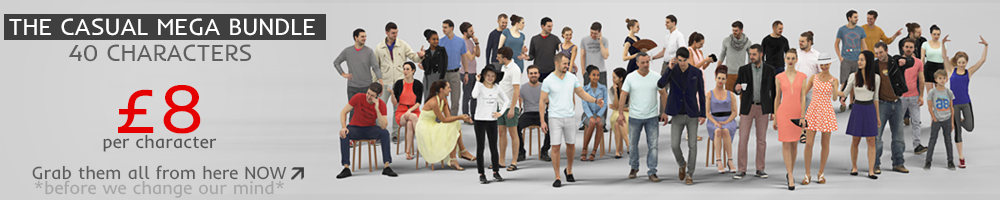 3D People Collection
