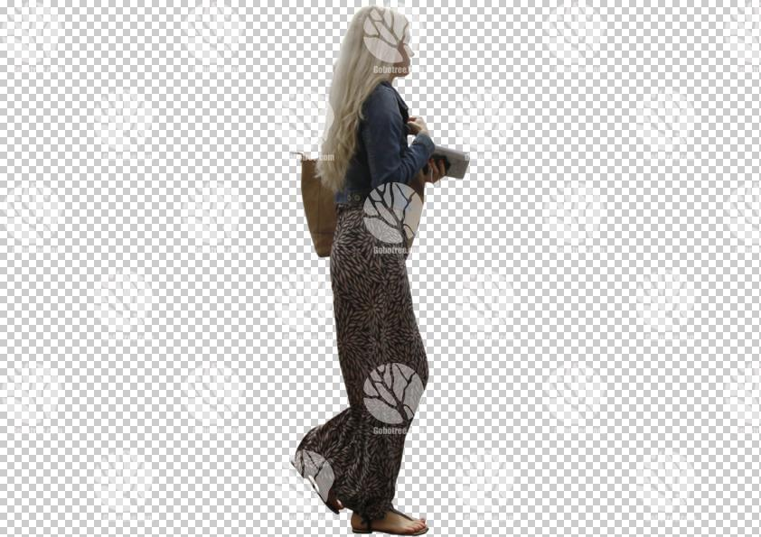 casual,caucasian,cutout,cutout people,cutout women,day,diffuse,diffused light,female,natural light,side,summer,walking,woman